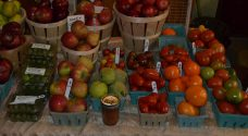 Farmers Markets this weekend