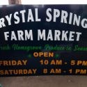 Crystal Springs Flee Market