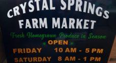 Crystal Springs Flee Market