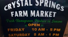 Crystal Springs Farm Market