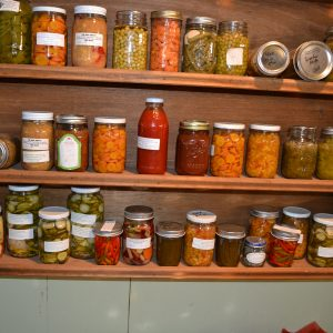 Canned Goods Organically Grown