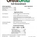 Organic Soil Amendments Do Work